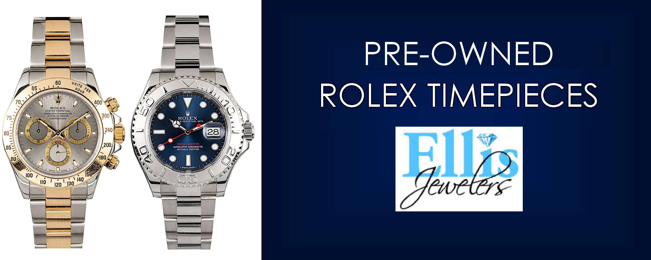 Advantages of Buying Pre-Owned Rolex from Ellis Fine Jewelers