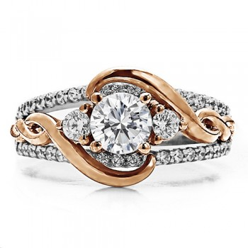 Engagement Rings that Counterpart Your Bridal Look