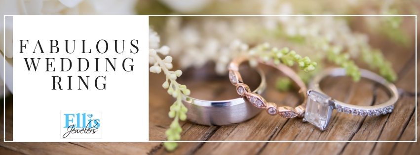 4 Fabulous Wedding Ring Options for Your D-Day