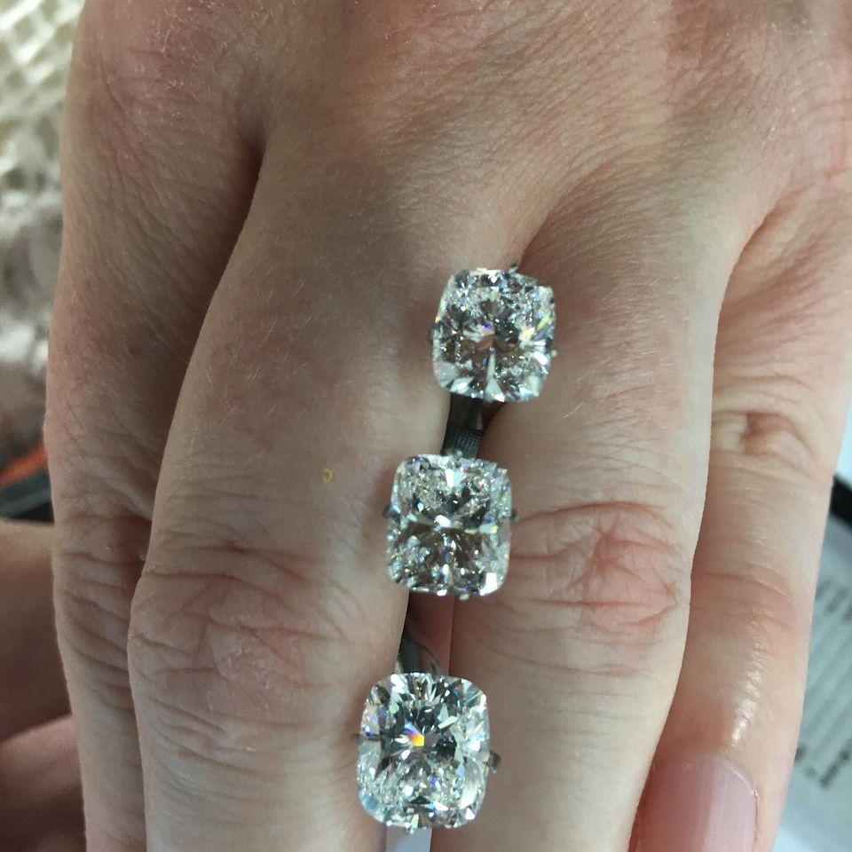 Lab Gown Diamonds