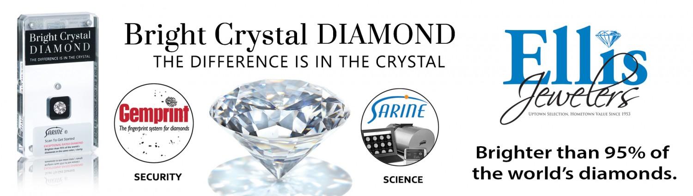 Bright Crystal Diamond