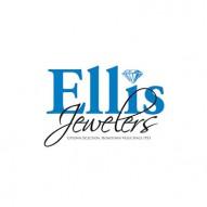 Fleur De Lis Collection In Sterling Silver Blk/En//White /Cz Ring
