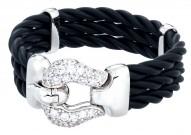 Lasso White Bracelet