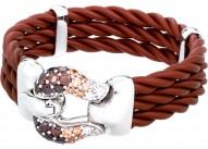 Lasso Champagne Bracelet