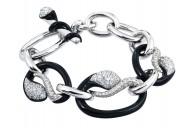 Mamba Black Bracelet