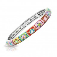 Bavaria Collection In En_Multi/Cz_White Bangle