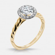 Naledi Michelle Engagement Semi Mount Ring