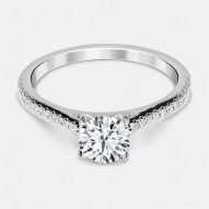 Naledi Effie Engagement Semi Mount Ring