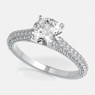 Naledi Teresa Semi Mount Ring