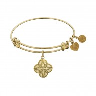 Angelica Celtic Four Knot Bangle