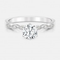 Naledi Nicole Engagement Semi Mount Ring