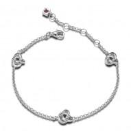 B0195 Trefoil Bracelet