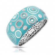Galaxy Turquoise Bangle