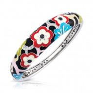 Cherry Blossom Red Bangle