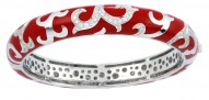 Royale Red Bangle