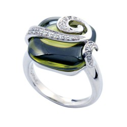 Vigne Olive Ring