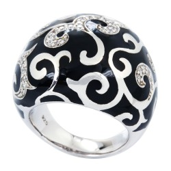 Royale Black Ring