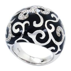 Royale Black Ring