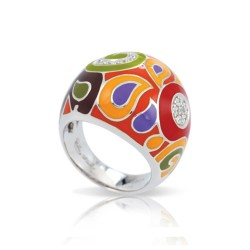 Paisley Multi Ring