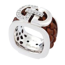 Milan Brown Ring