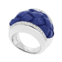 Traversa Grande Royal Blue Ring