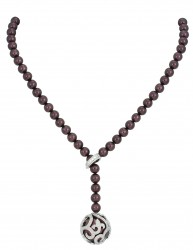 BeautyBound Merlot Necklace