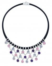 Lattice Spring Necklace
