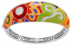 Paisley Multi Bangle