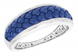 Traversa Grande Royal Blue Bangle