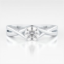 Naledi Amanda Engagement Semi Mount Ring