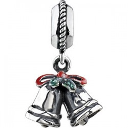Kera Holiday Silver Bells Dangle -90002790