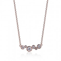 N10028WZ16 Bubble necklace