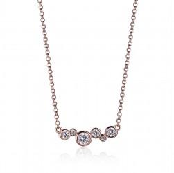 N10028WZ16 Bubble necklace