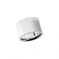 Sterling Silver Metal Fashion Ring