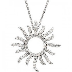 Beaming Sun Necklace