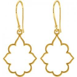 14K Yellow Decorative Earrings