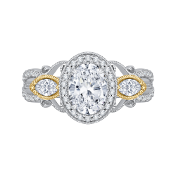 Carizza Engagement Ring