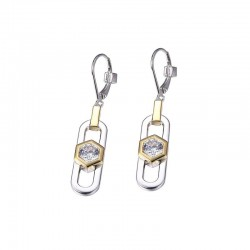 E01005 Cadre Earrings