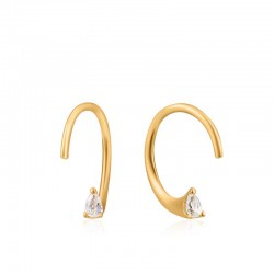 Twist Sparkle Earrings