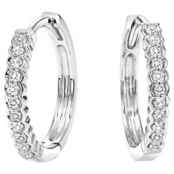 Mixable Hoop Earrings