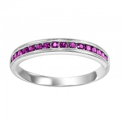 10K Ruby Mixable Ring