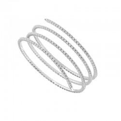 Diamond Wrap Flexible Cuff