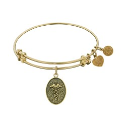 Angelica Caduceus Bangle