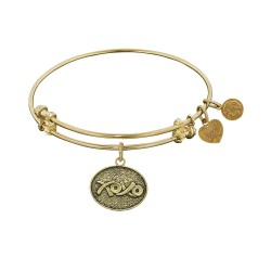 Angelica Hugs And Kisses Bangle
