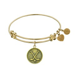 Angelica Hockey Bangle