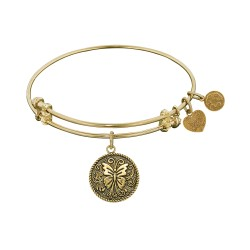 Angelica Butterfly Bangle