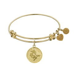 Angelica Horse Bangle