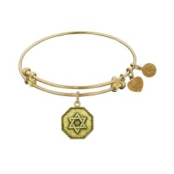 Angelica Star Of David Bangle
