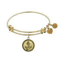 Angelica Anchor Bangle