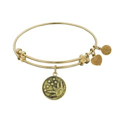 Angelica Sun, Moon And Stars Bangle